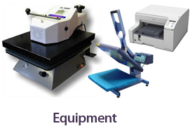 Dye Sublimation Equipment UK. Heat Presses. Printers.