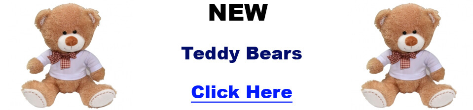 Teddy Bears Sublimation Printing.