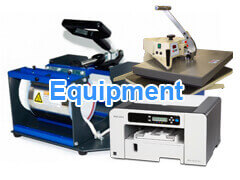 Sublimation Printing Equipment
