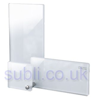 New Glass Photo Frames 3 In 1 Dye Sublimation Supplies From