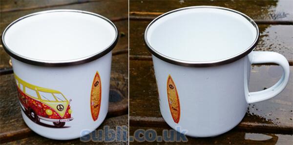 Enamel mugs for dye sublimation  - Dye Sublimation Supplies