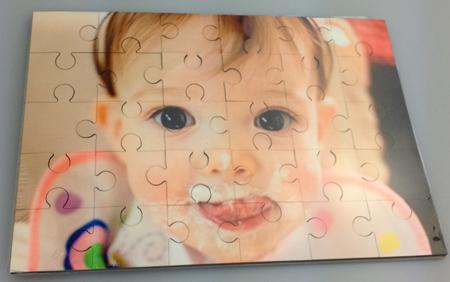 jigsaw in shrink wrap