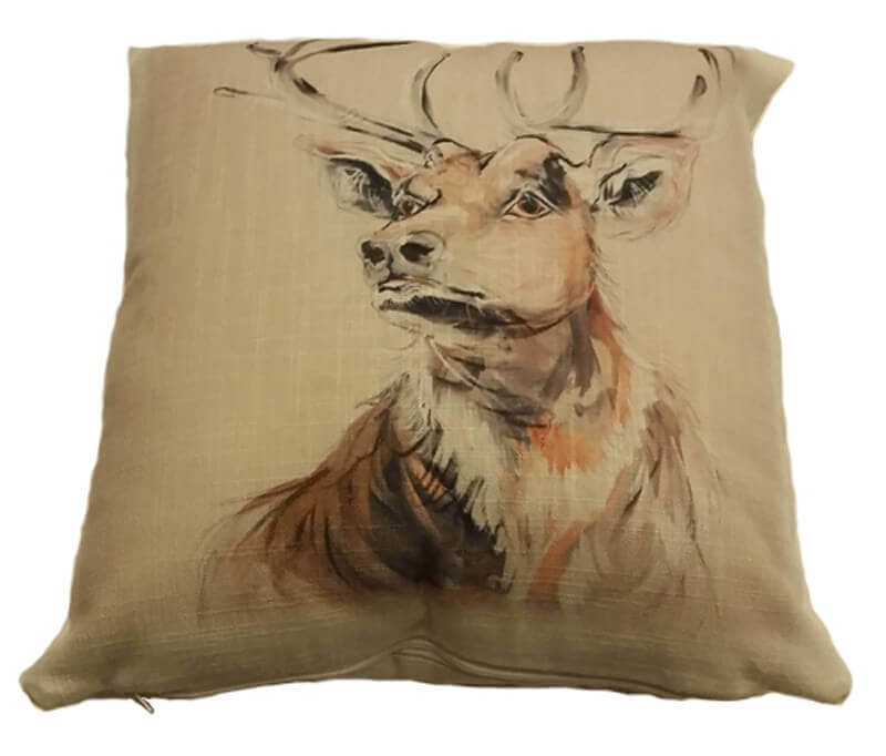Sublimation Blank Linen Look High Quality Cushion Covers.