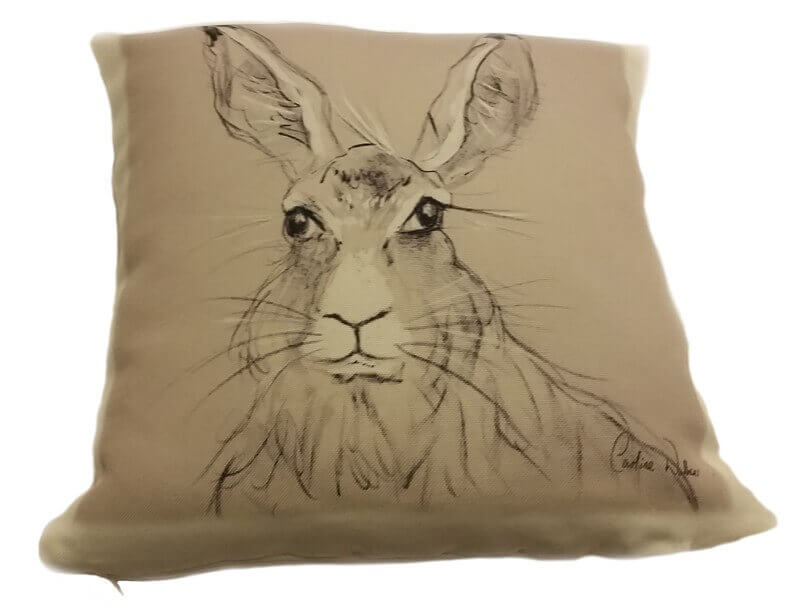 UK Made Canvas Blank Sublimation Cushions