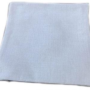 Linen dye sublimation cushion covers.